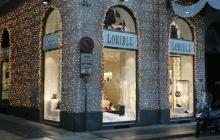 Opening Boutique LORIBLU Via Manzoni 19 Milano