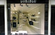 Opening boutique LORIBLU Parigi